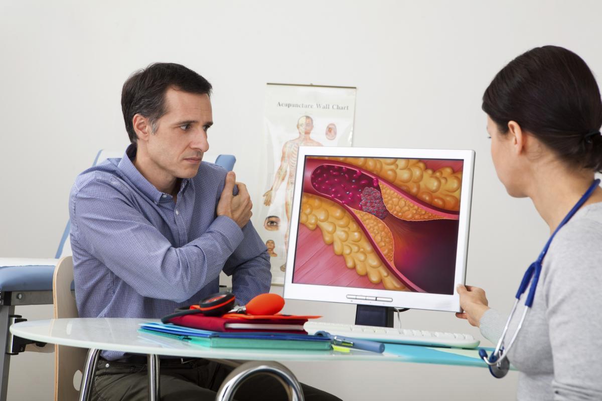 Врачи назвали необычные признаки тромбоза вен / фотоua.depositphotos.com