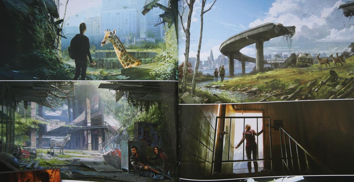 Концепт-арты The Last of Us /фото УНИАН