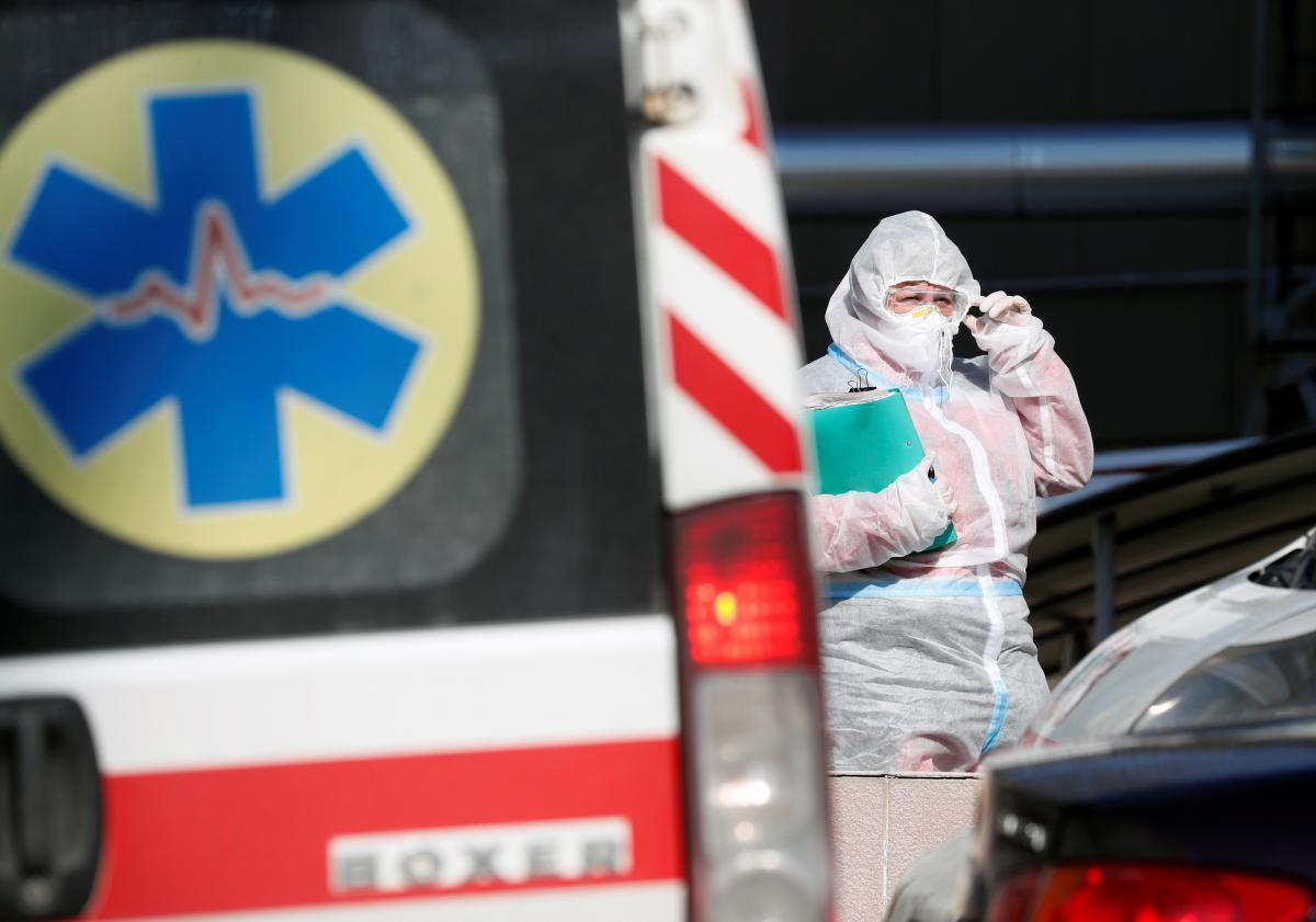 Новости Закарпатья - из-за вспышки COVID-19 ОГА сделала заявление: мы на грани коллапса / Фото: REUTERS