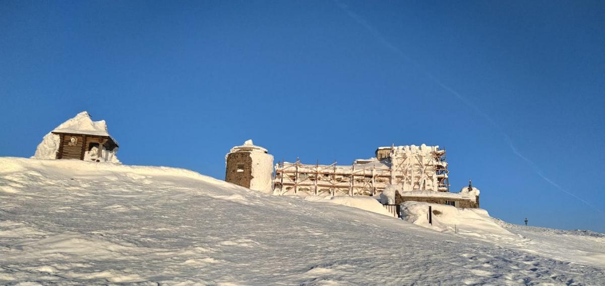 В горах - солнечная погода / Фото facebook.com/chornogora.rescue112