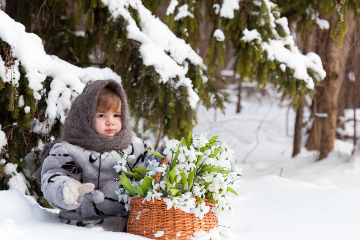 Початок весни обіцяє бути холодним / Фото ua.depositphotos.com