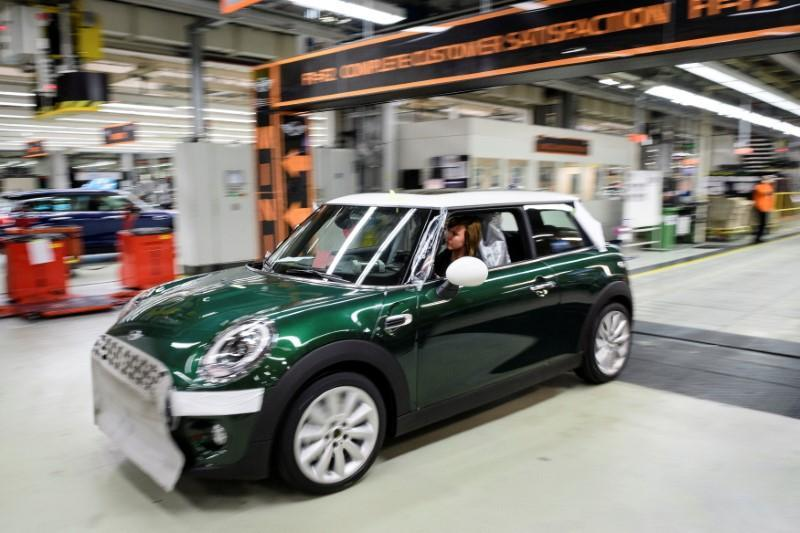 BMW Mini Electric / REUTERS