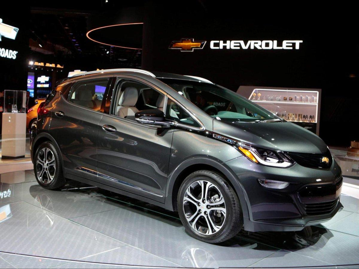 Chevrolet Bolt EV / REUTERS
