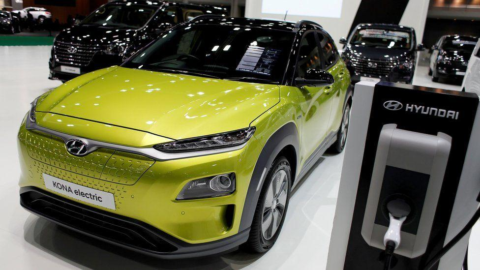 Hyundai Kona Electric / REUTERS
