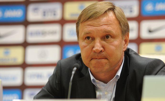 Юрій Калітвінцев не тренував з 2017 року / фото fcdynamo.ru