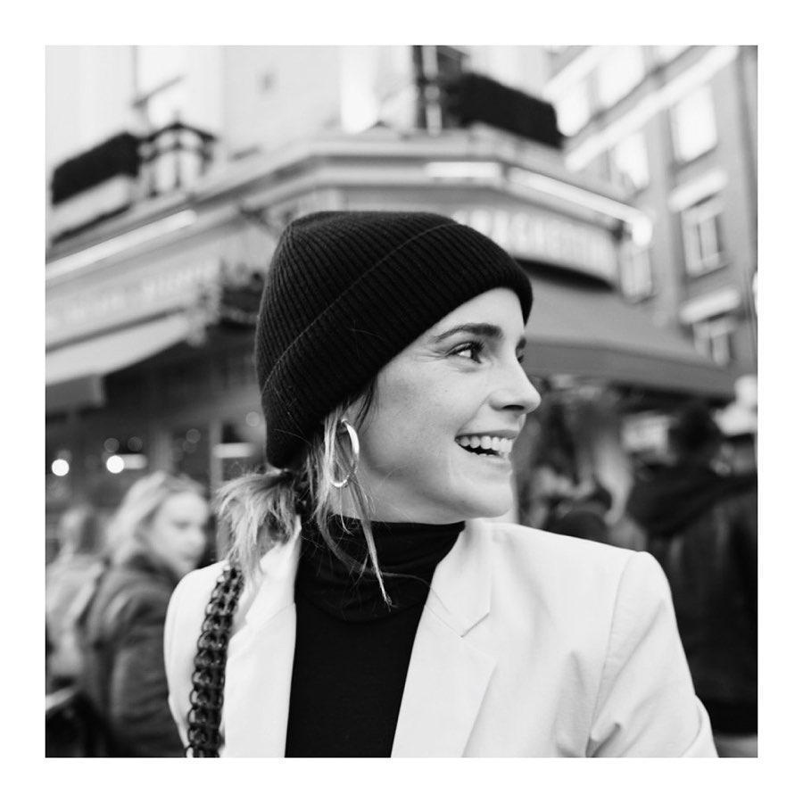 Эмма пока не будет сниматься в кино / instagram.com/emmawatson