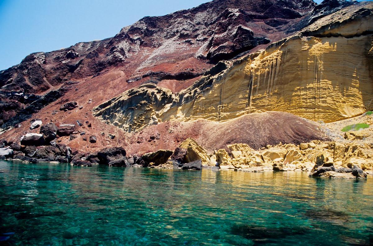 Остров Линоза / Flickr / Дарио Лорензетти