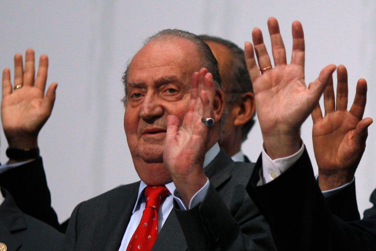 Еск-монарха Іспанії оштрафували за незадекларовані доходи /REUTERS
