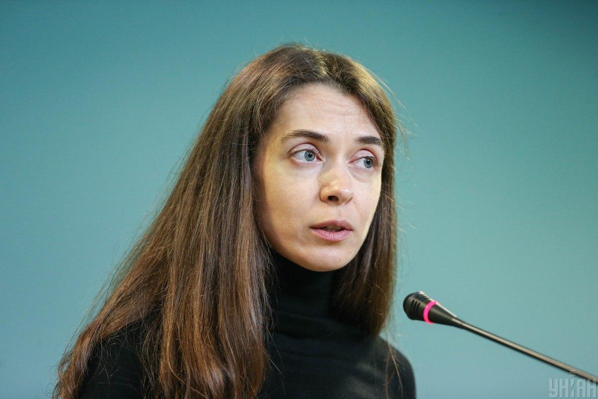 Свиридова отметила важность преодоления безнаказанности преступлений, которые совершает РФ / фото УНИАН