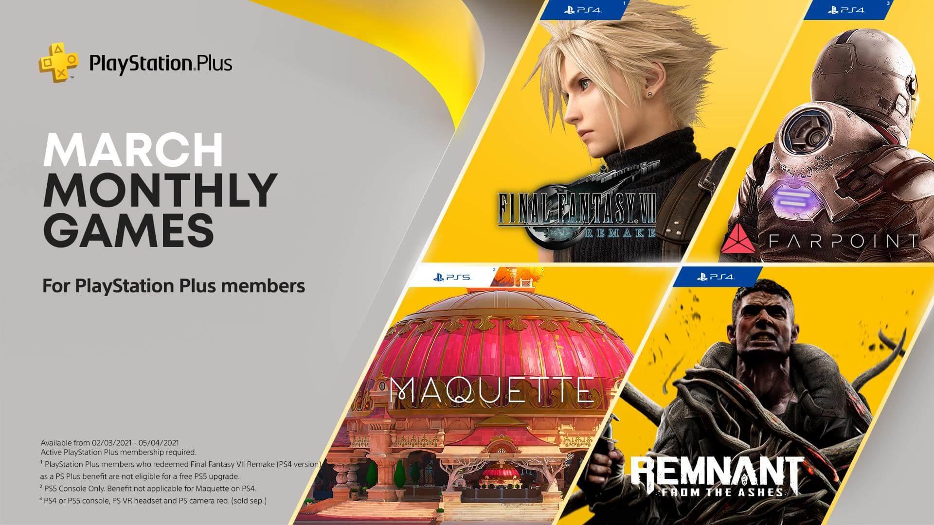 Березнева добірка ігор в PS Plus / фото twitter.com/Nibellion
