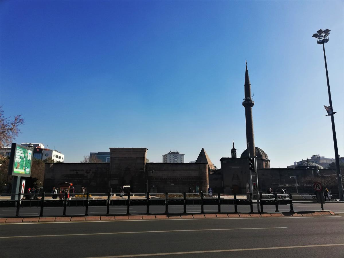 Класична архітектура сельджуків / фото Марина Григоренко