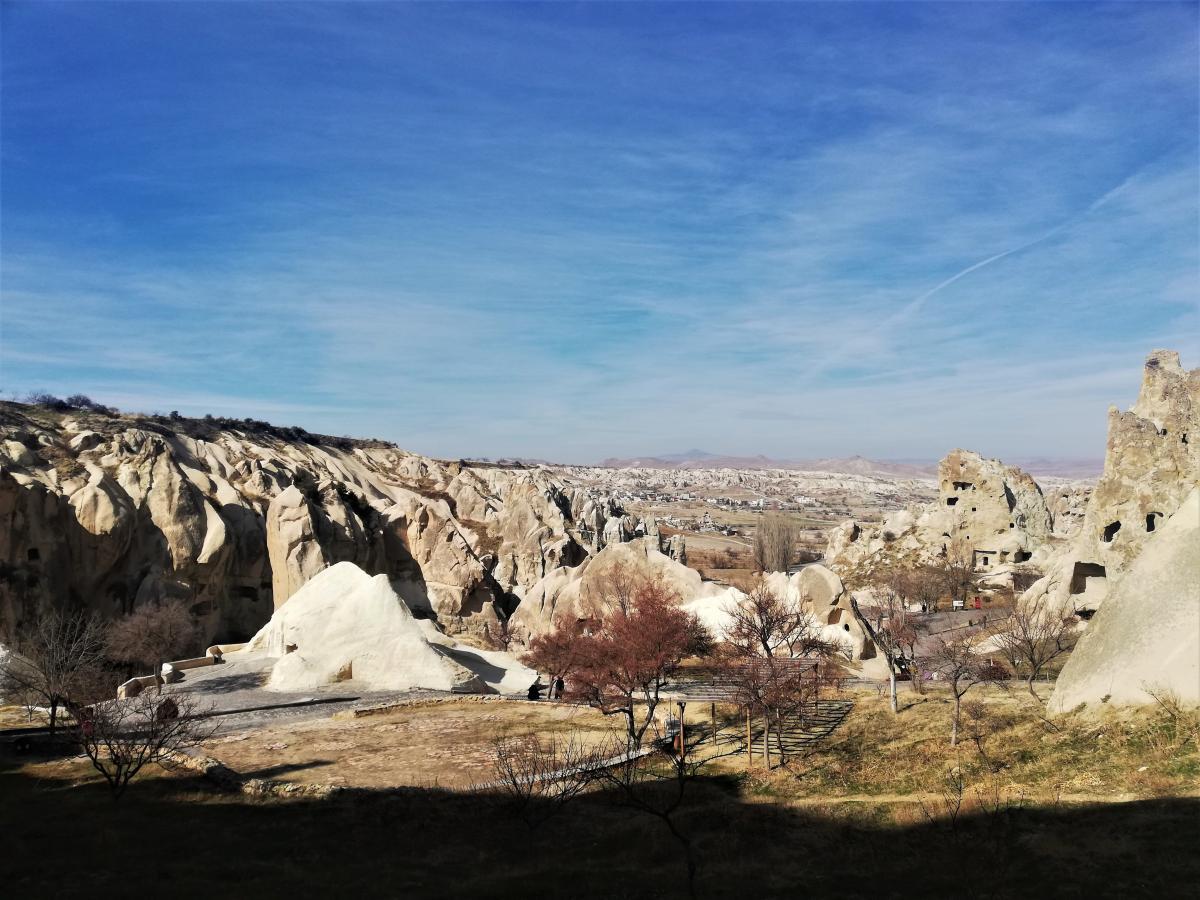 Краєвиди на Національний парк Гереме / фото Марина Григоренко
