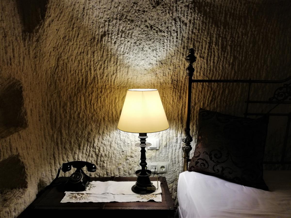 Переночувати в печері - вельми незвичайний досвід / фото Марина Григоренко