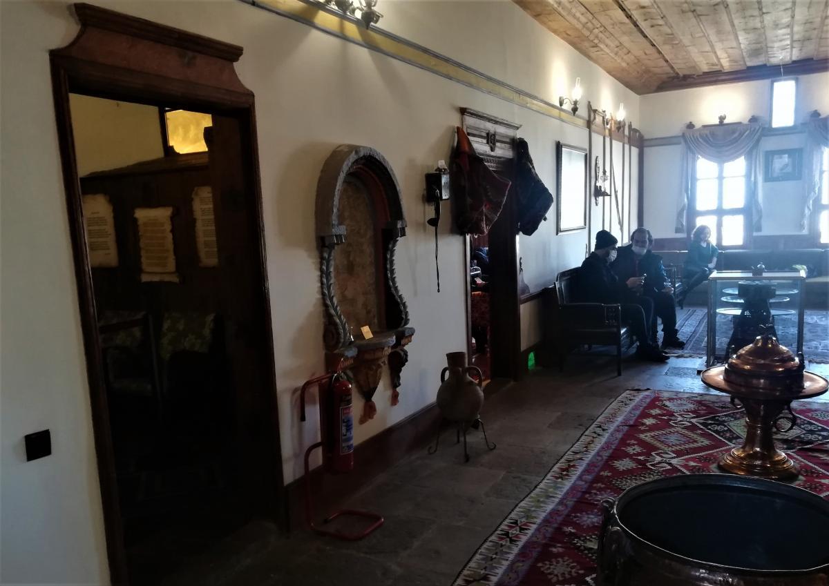 Культурний центр Yaman Dede / фото Марина Григоренко