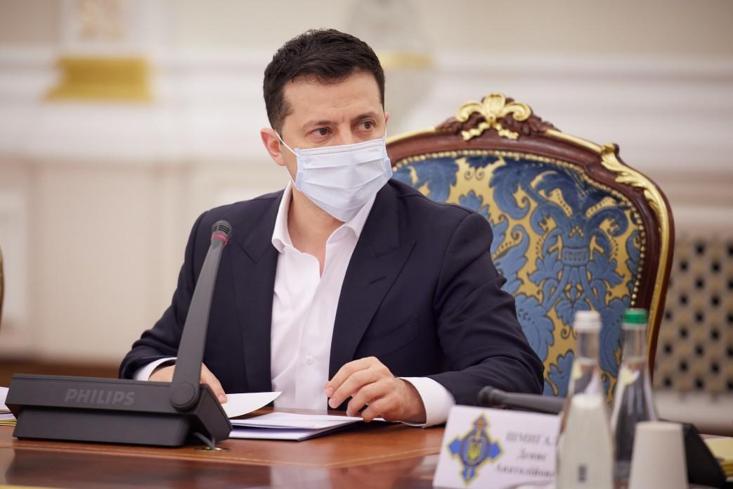 Зеленський хоче покрити швидкісним інтернетом близько 95% українців / Фото Офіс президента