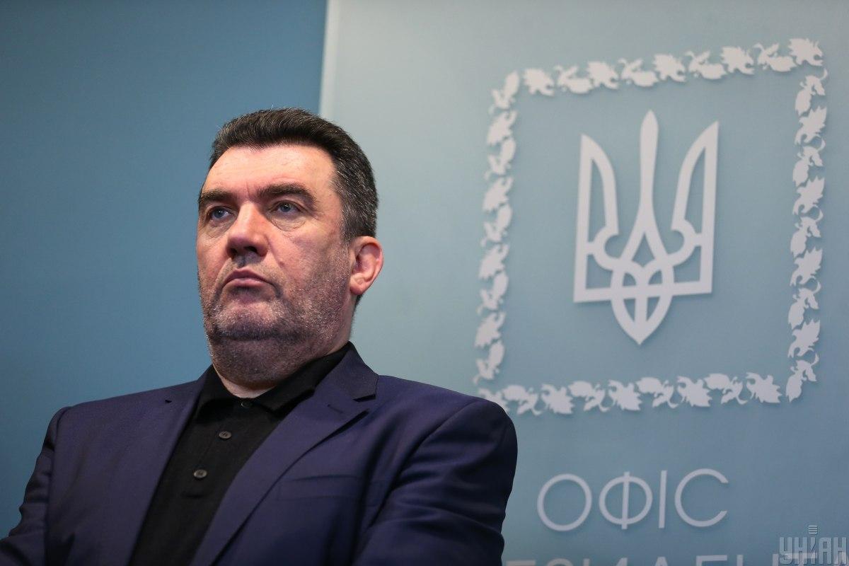 Алексей Данилов / фото УНИАН, Вячеслав Ратынский