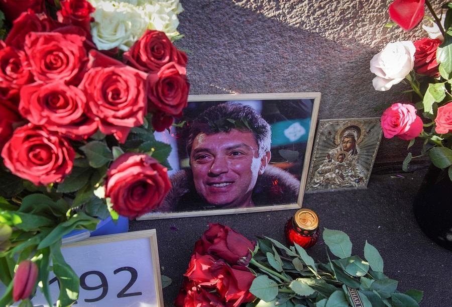 Нємцова вбили в центрі Москви 27 лютого 2015 року \ фото REUTERS