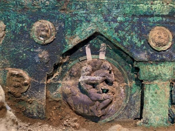 Стародавня колісниця / фото pompeiisites.org