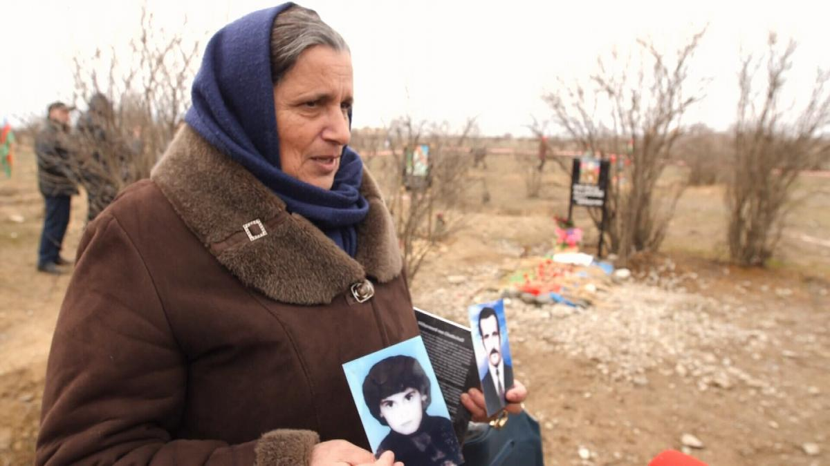 Для Малакат Алієвої слово «примирення» звучить, наче наруга – у війні вона втратила чоловіка й доньку