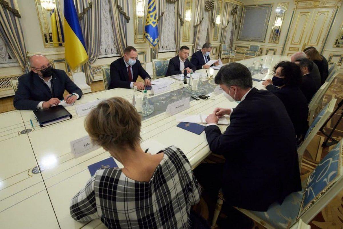 NewsOne, ZIK, 112 Украина — Зеленский рассказал послам G7 о