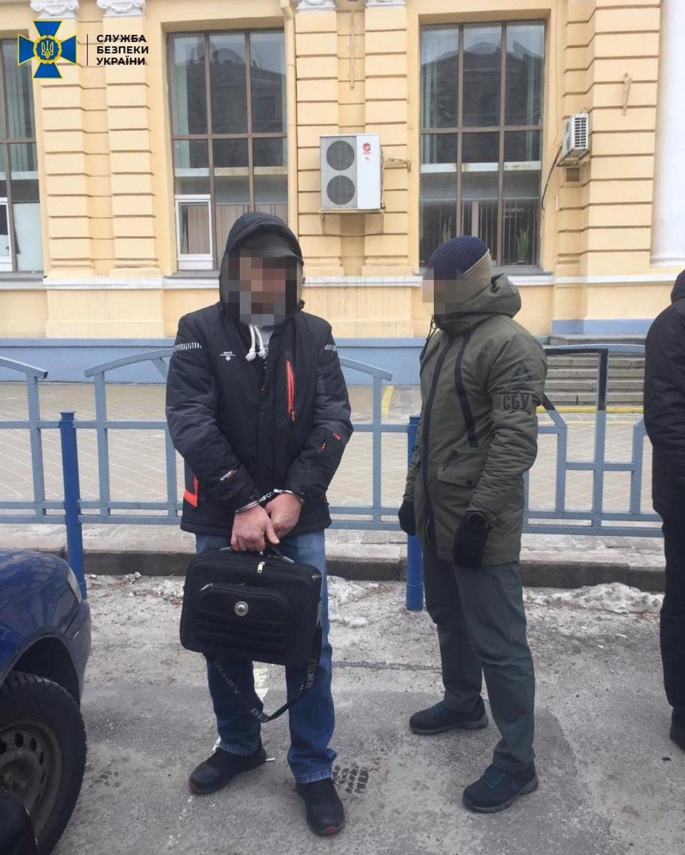 Сотрудник ФСБ — в Харькове задержан житель Николаева — Новости
