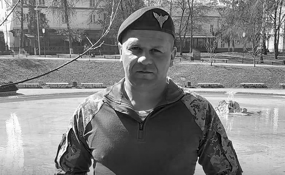 Александр Глушко — в Полтаве попрощались с бойцом, которого убил