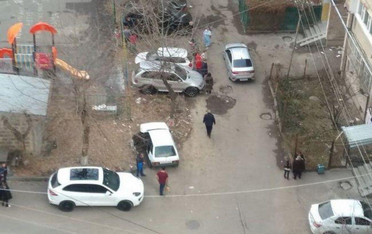 в Армении произошло землетрясение, в Ереване проблемы со связью —