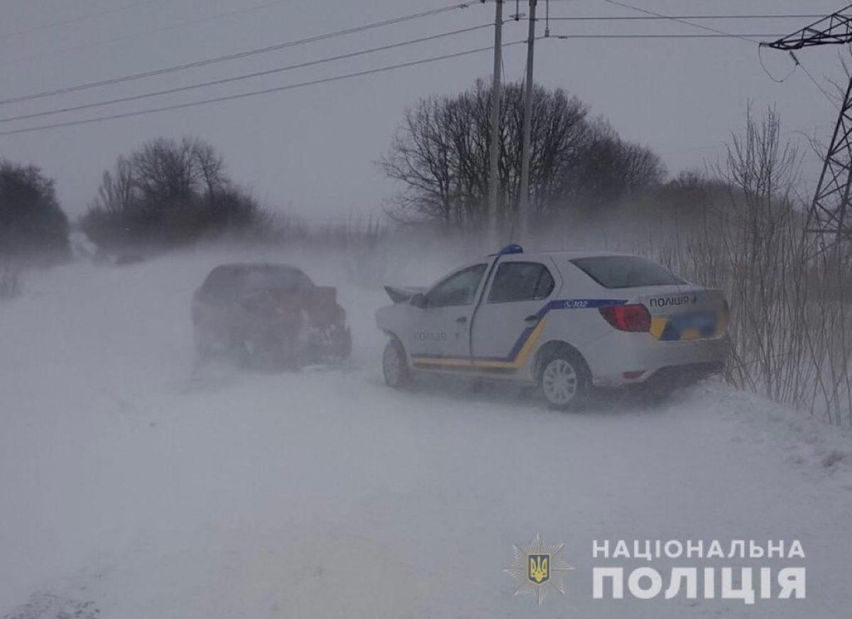 Новости Винницы — в ДТП пострадали четыре человека (фото) — новости