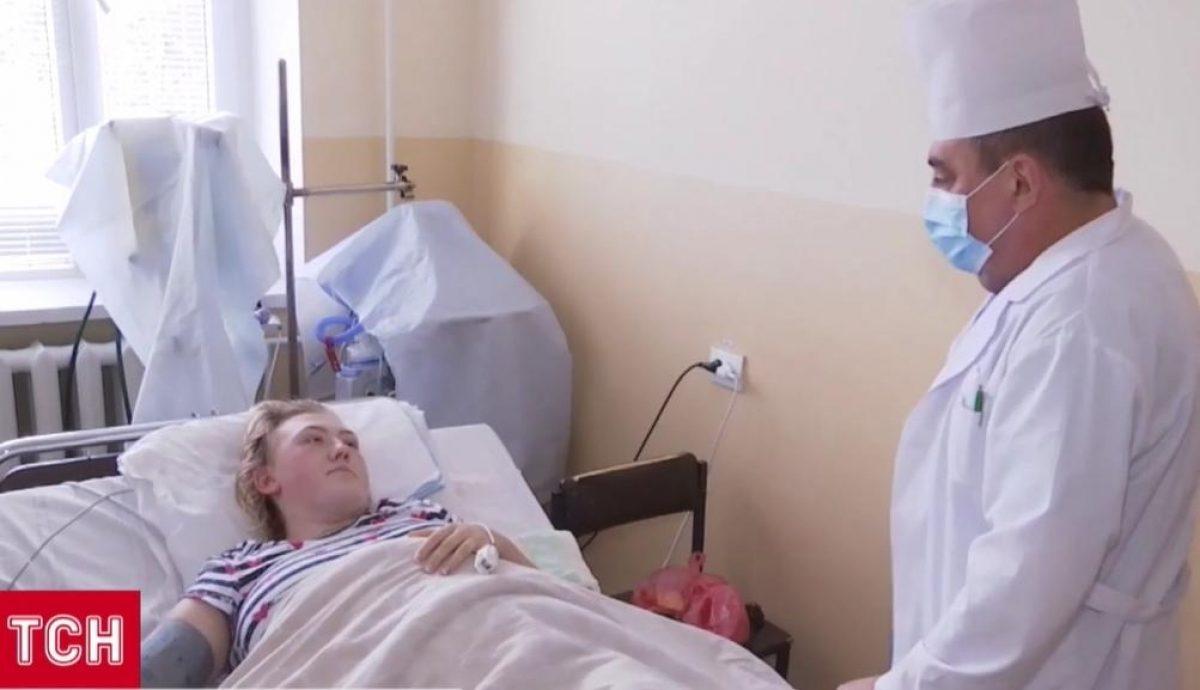 Попала под поезд — в Житомирской области поезд отрезал женщине ногу