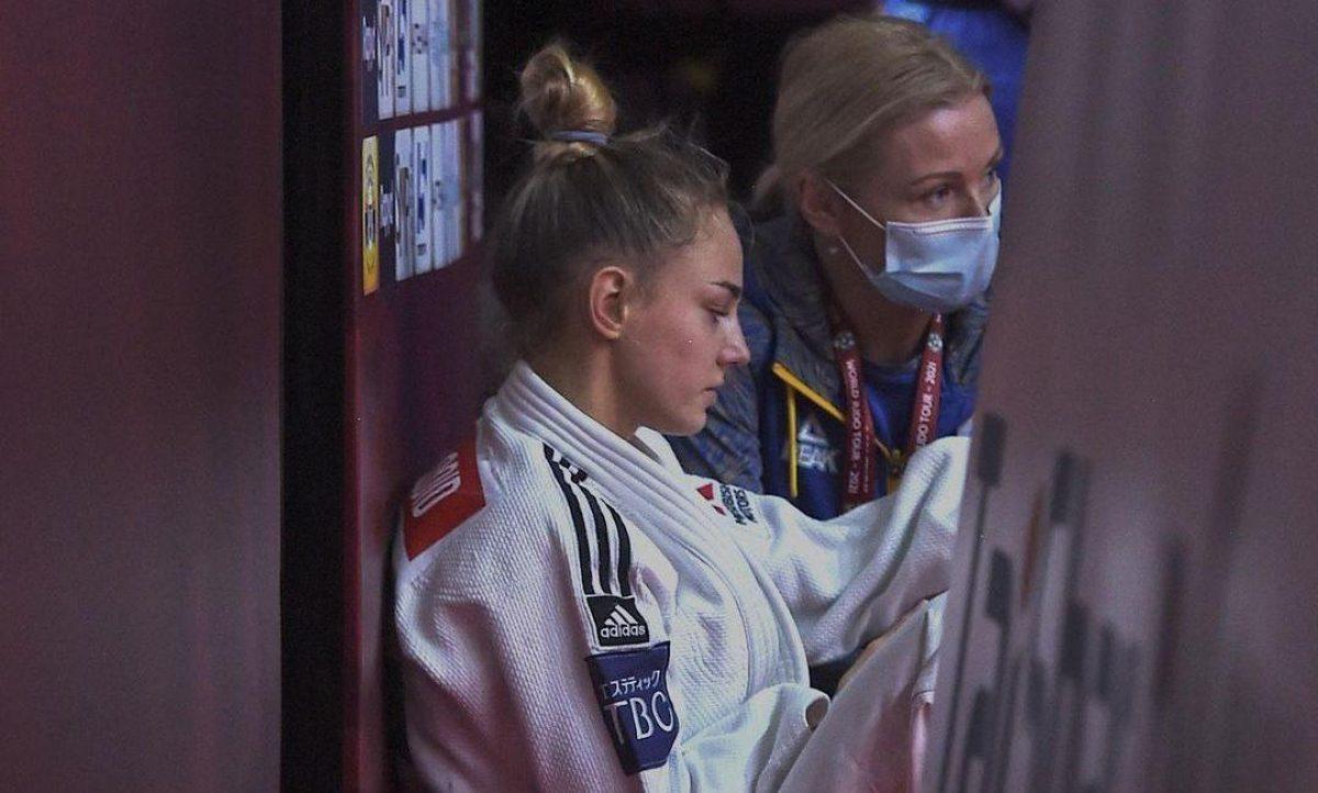 Дарья Белодед — Украинская дзюдоистка выиграла медаль на престижном