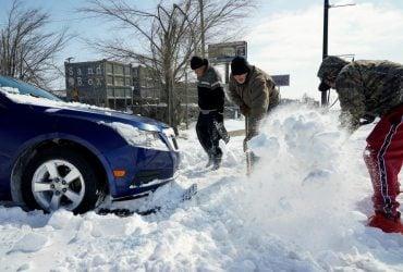Морози у США не вщухають: Байден оголосив ще один штат зоною стихійного лиха
