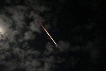 У небі над Австралією пролетів яскравий палаючий об'єкт (відео)