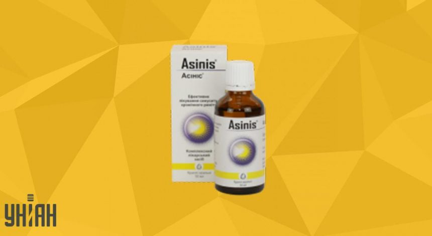 Асинис фото упаковки