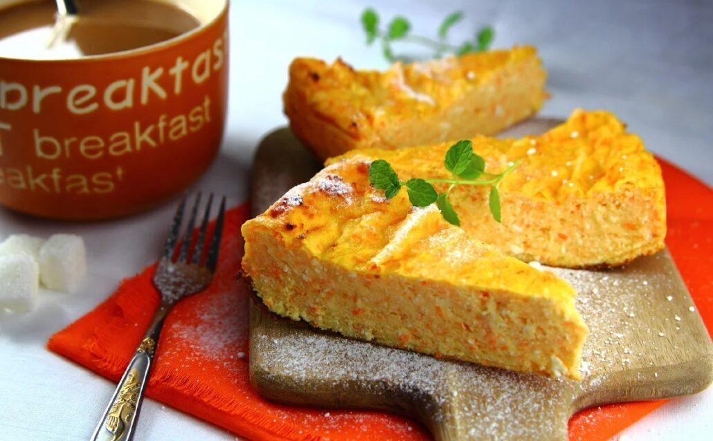Морковная запеканка - рецепты / фото multivarca.ru