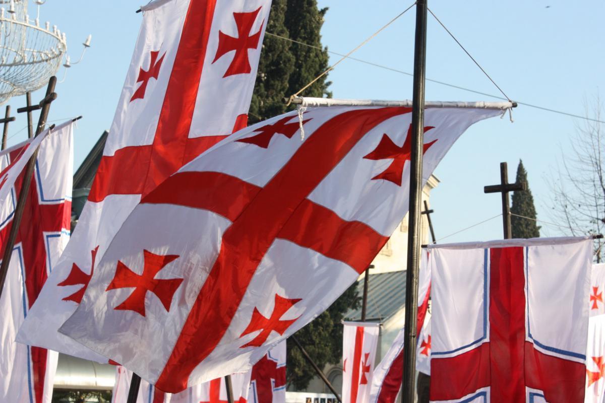 Грузия переживает острый политический кризис / фото Flickr/Flag of Georgia