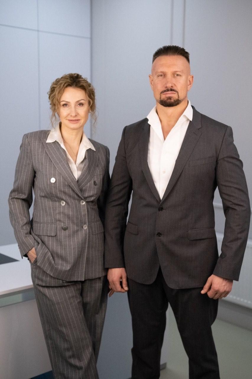 Виктория и Геннадий Вацак