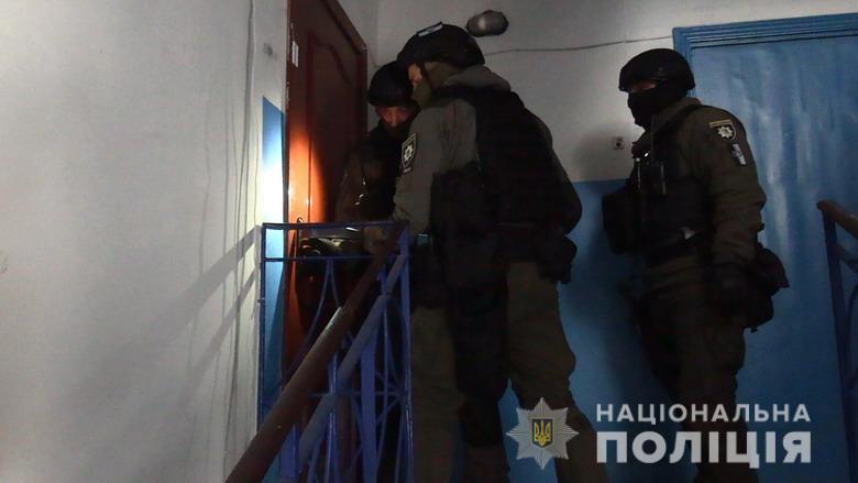 По данным полиции, для конспирации главная организаторшачасто меняла съемные квартиры, где устраивала бордели / фото: Национальная полиция