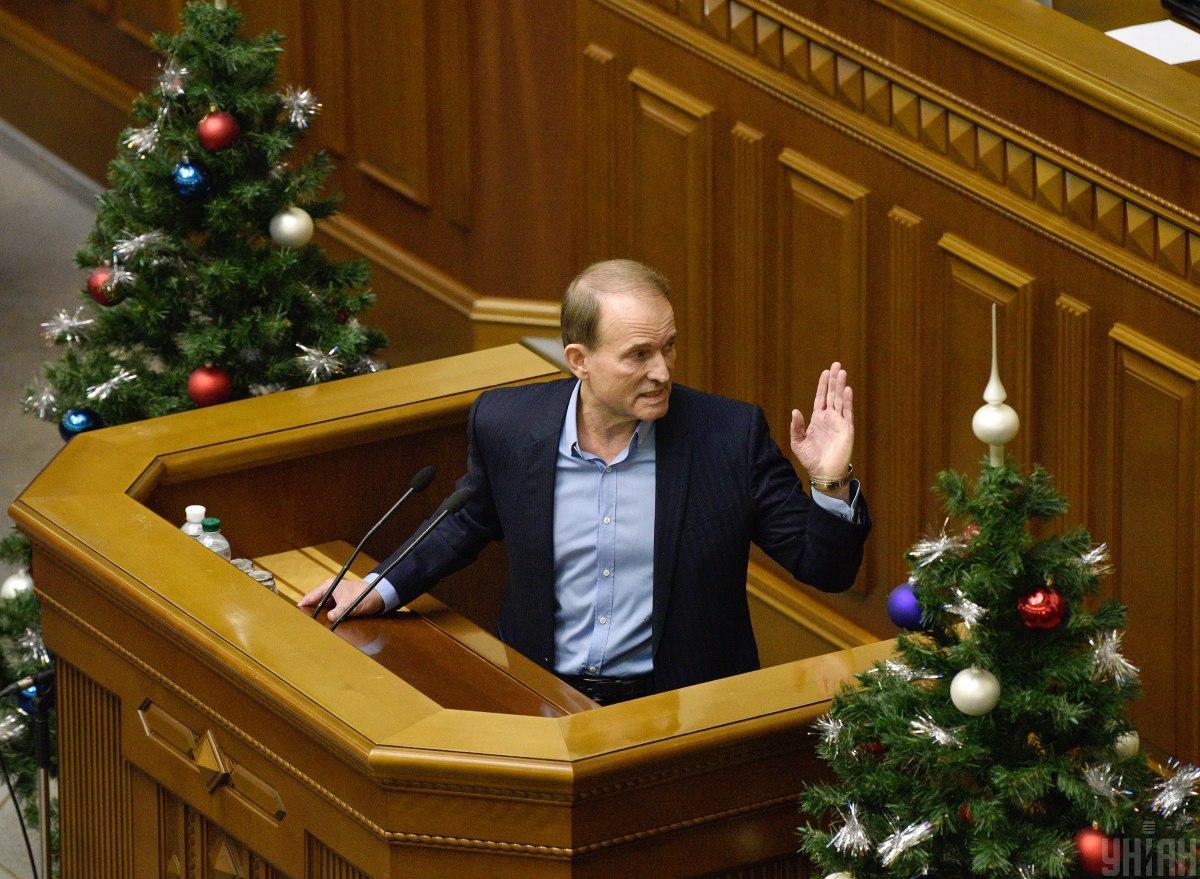 Медведчук уверен в победе Порошенко / фото УНИАН, Максим Полищук