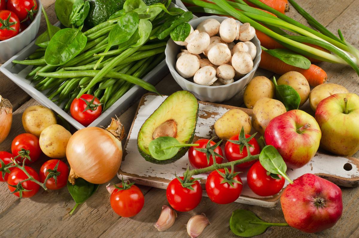 1 жовтня - Всесвітній День Вегетаріанства