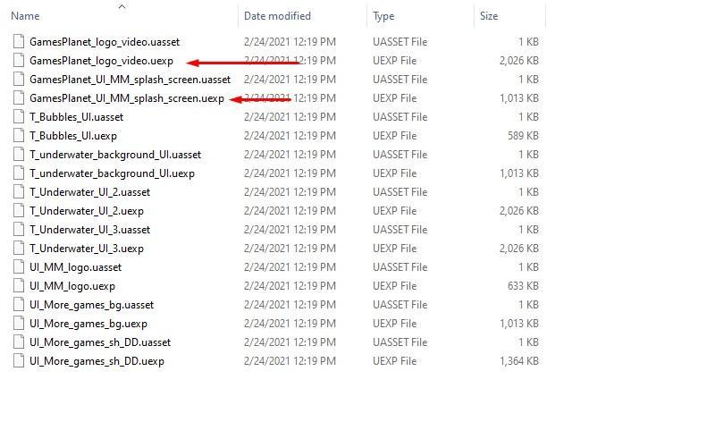 Названия файлов / фото Frogwares