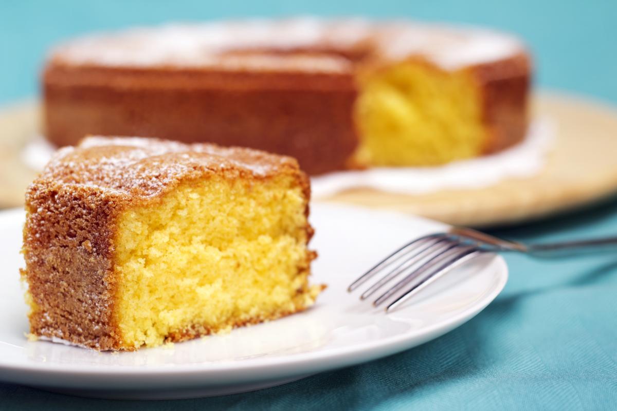 Рецепт сирного бісквіта / фото ua.depositphotos.com