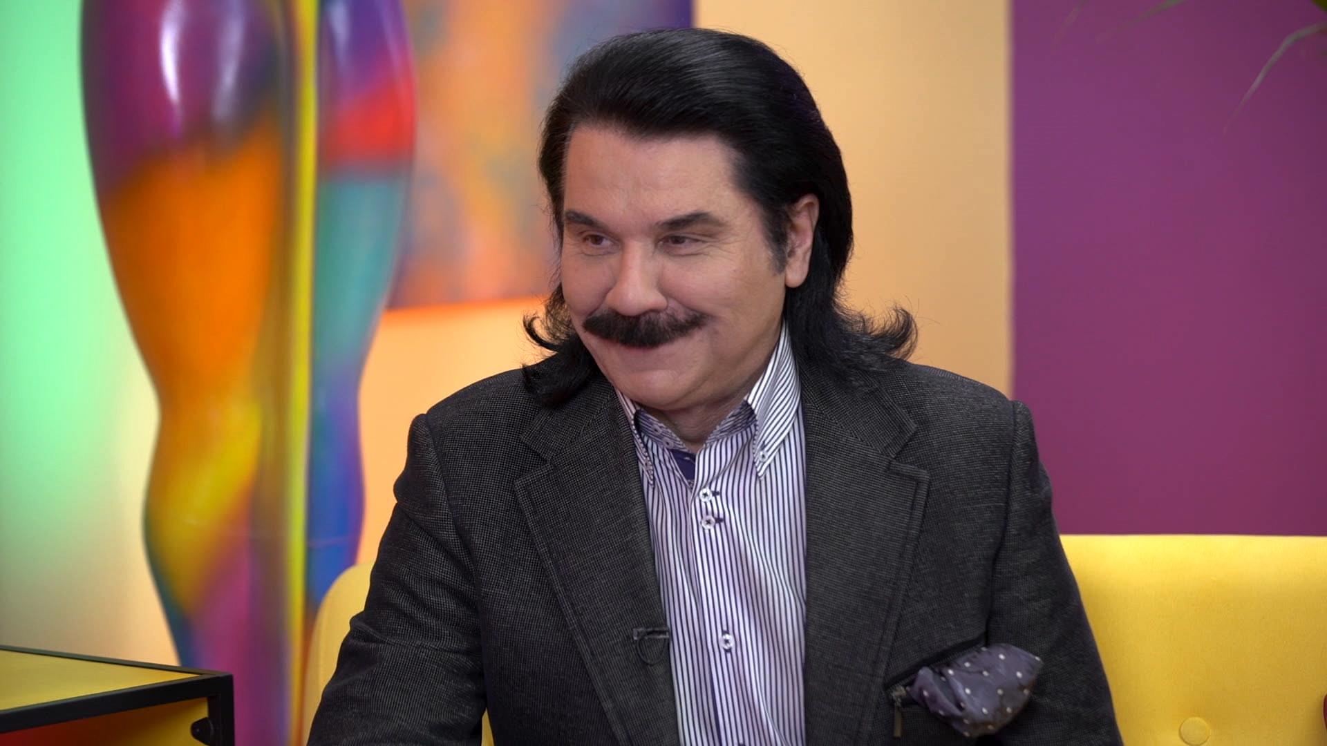 """Зібров зробив вуса своїм """"перчиком""""/ фото ТЕТ"""