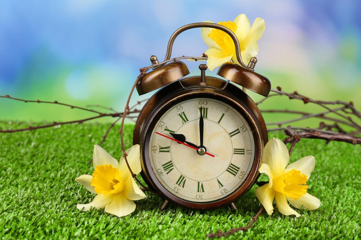 Перевод часов 2021 – когда Украина перейдет на летнее время / фото ua.depositphotos.com