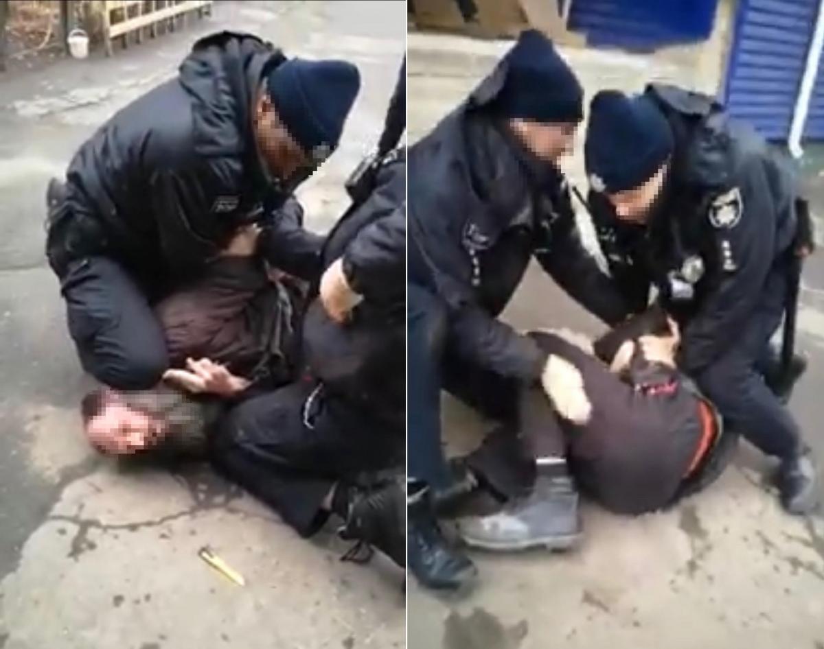 Новини Сумської області - двом копам повідомили про підозру за жорстоке затримання: фото / gp.gov.ua
