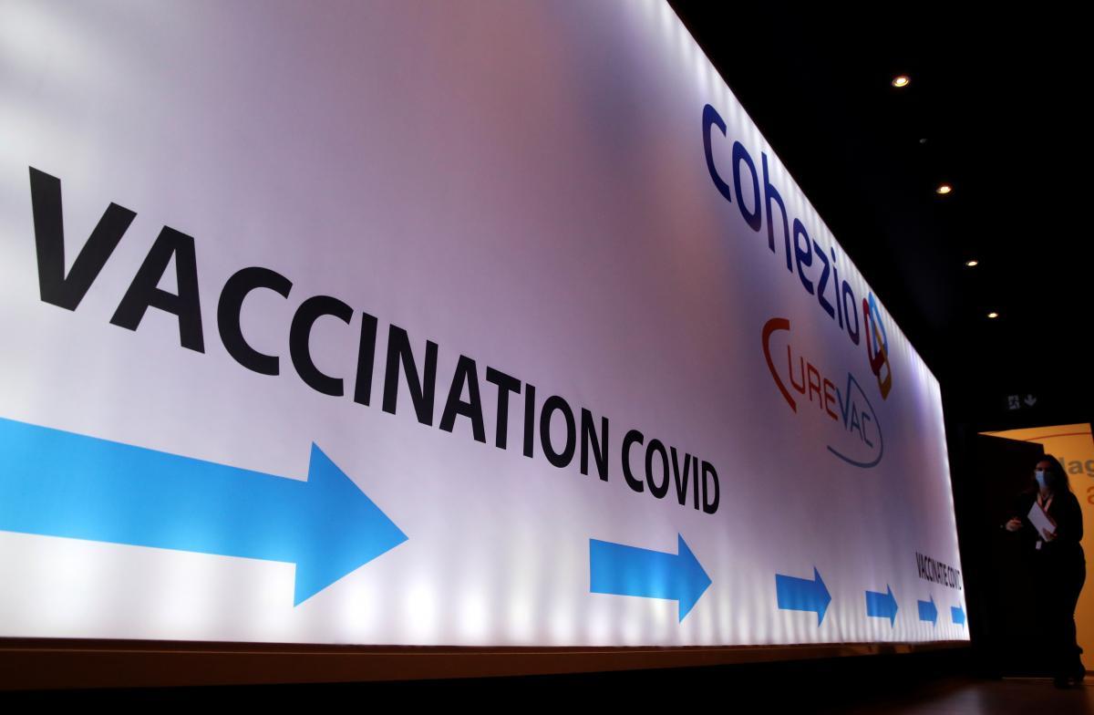 """В Бельгии выступили против """"паспортов вакцинации"""" для путешествий / фото REUTERS"""
