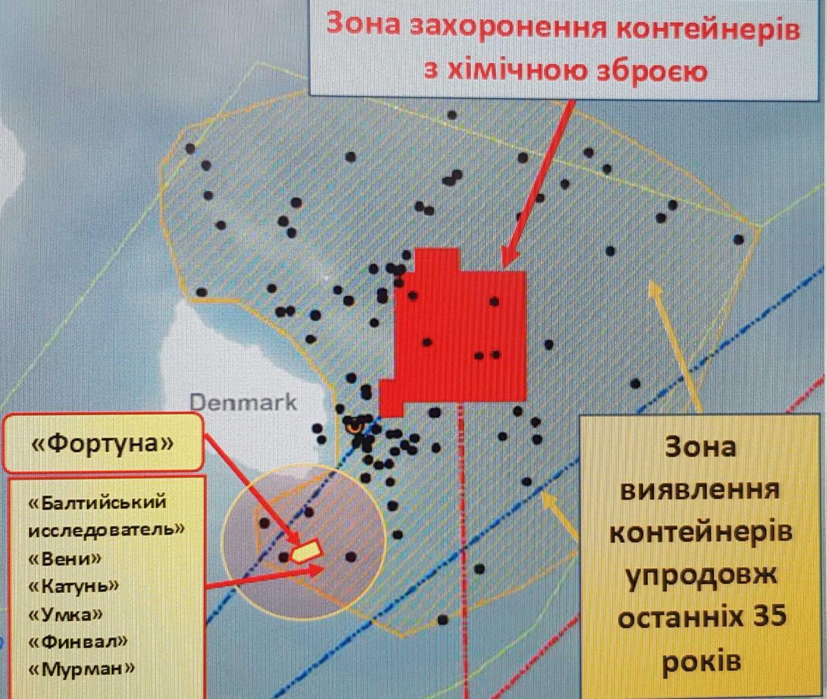 """Строительство """"Северного потока-2"""" несет угрозу экологии / фото СВРУ"""
