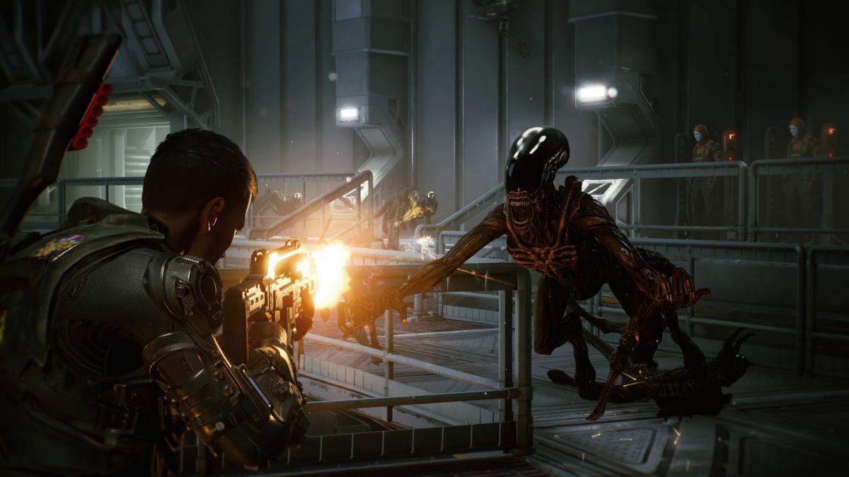 Реліз Aliens : Fireteam відбудеться цього літа / фото Cold Iron Studios