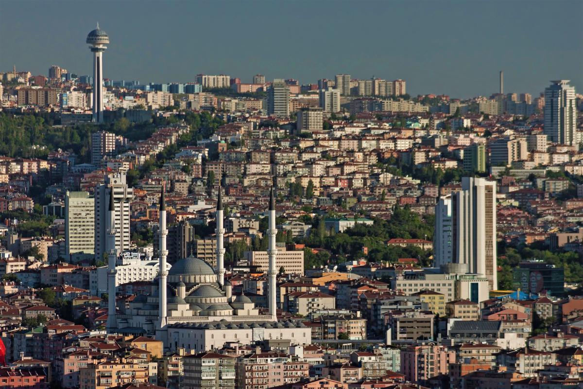 Самолет Pegasus Airlines будет вылетать из Анкары в 10:10 и прибывать в Киев в 12:15, из Киева — в 13:05 с прибытием в Анкару в 15:10 / фото depositphotos
