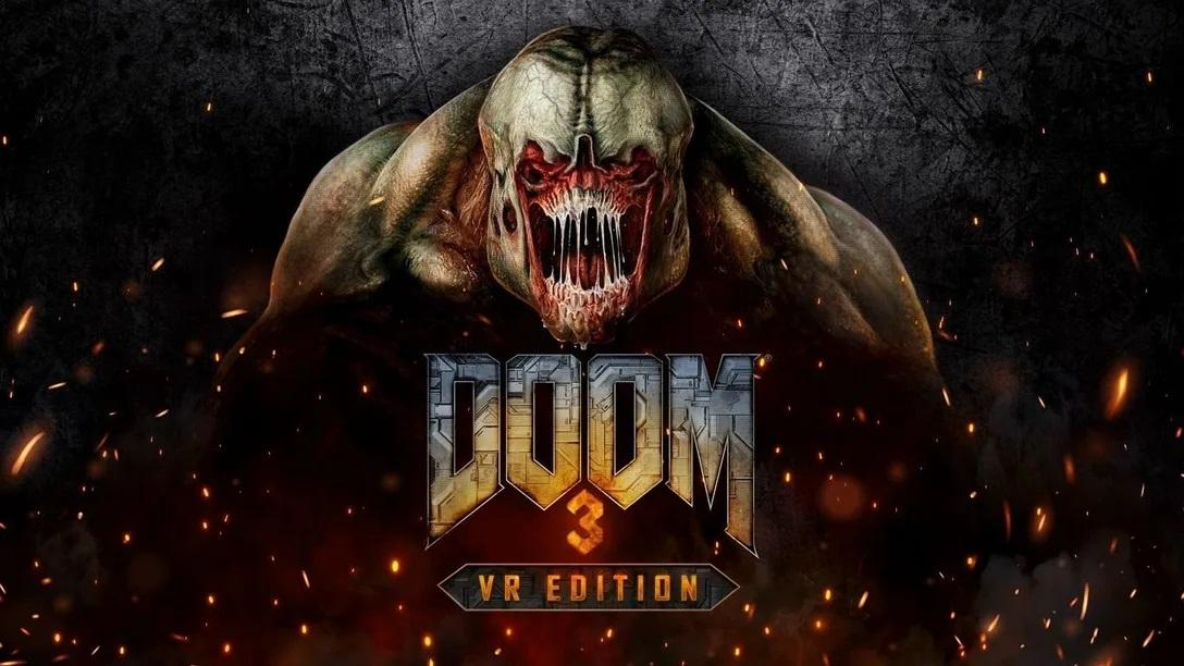 Doom 3 VR Edition вийде на PS4 та PS5 / фото blog.playstation.com