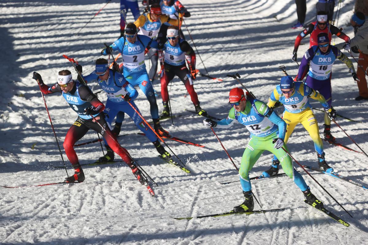Кубок світу з біатлону відновиться 4 березня / фото REUTERS
